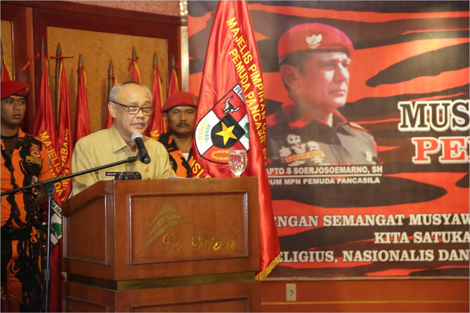 Pemuda Pancasila Banten Gelar Muswil
